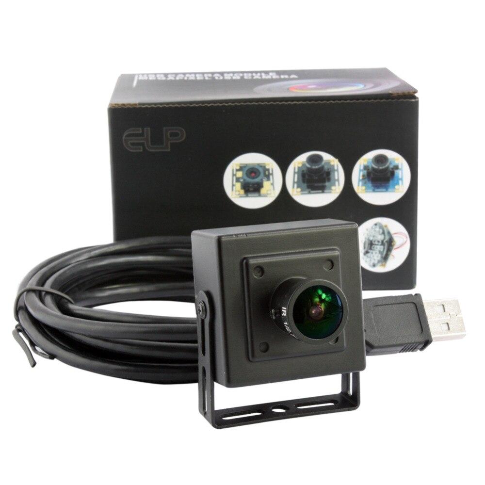 video camera  5MP MJPEG 15fps 2592X1944 170 degree fisheye Lens MI5100 UVC mini box USB Camera бензопила fubag fps 46 38706