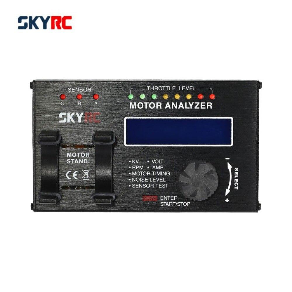 الأصلي SKYRC BMA 01 فرش السيارات محلل تستر RPM KV الجهد توقيت الضوضاء أمبير قاعة مدقق Motolyzer ل RC سيارة جزء-في قطع غيار وملحقات من الألعاب والهوايات على  مجموعة 1