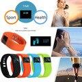 Mais novo smartband tw64 rastreador de fitness do bluetooth esporte pulseira fitbit banda inteligente pulseira pedômetro para iphone ios android pk