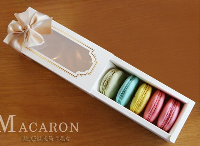 Packaging For Macarons Macaron baking packaging box transparent 5 pcs macarons box macaron baking packaging box transparent 5 pcs macarons box chocolate box without ribbon sisterspd