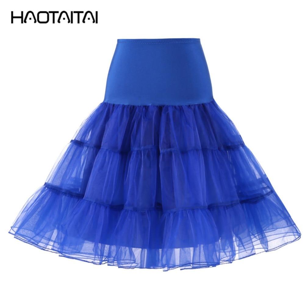 Aliexpress.com  Comprar Cielo azul barato blanco negro rojo rosa mujeres  corto enaguas Tulle Underskirt corto falda de tutú para la boda Vestido de  ... dc2e28fa2c63