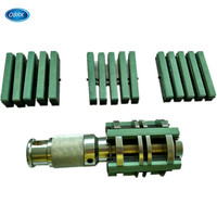 Handle Adjustable 60 90mm Automobile Honing Head For Cylinder Boring