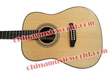 Afanti Music Solid Spruce top Acoustic guitar (AMT-616)