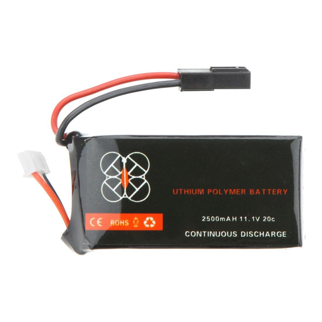 Upgrade Lipo font b Battery b font 11 1V 2500mah 20C for Parrot AR font b