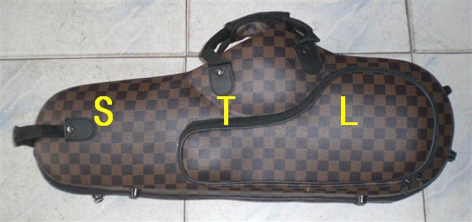 ФОТО Alto saxophone bag sax case Good quality