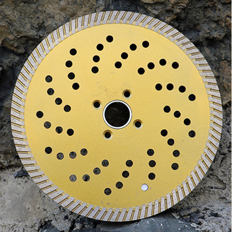 RIJILEI 230 * 25,4 * 2,5 lama da taglio ultrasottile per piastrelle - Lama per sega - Fotografia 3