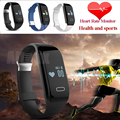 H3 Bluetooth Smart Wrist Watch Touch New Hot Running Bracelet Monitor Heart Rate Healthy Pedometer For Phone Android