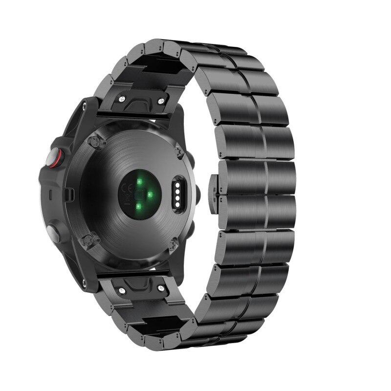 pulseira de metal de substituição para fenix 3 3hr