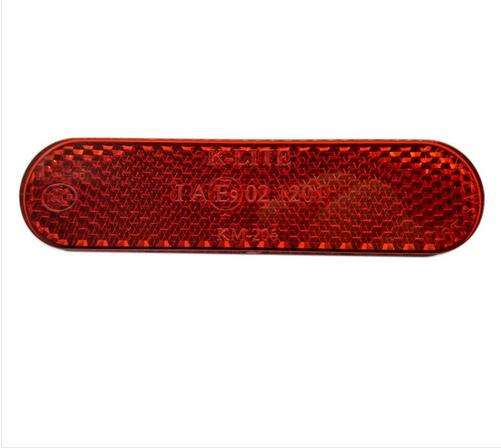 4 개 LED 레드 반사판 후면 테일 정지 조명 오토바이 - 자동차 조명 - 사진 2