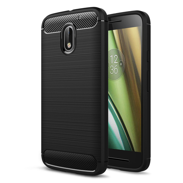 buy online 9049a 46c3d US $3.92 |Amor Case for Motorola Moto E3 Power / E3 Case Silicone  Shockproof Back Cover for Motorola Moto E3 Power E 3 Phone Cases-in Fitted  Cases ...
