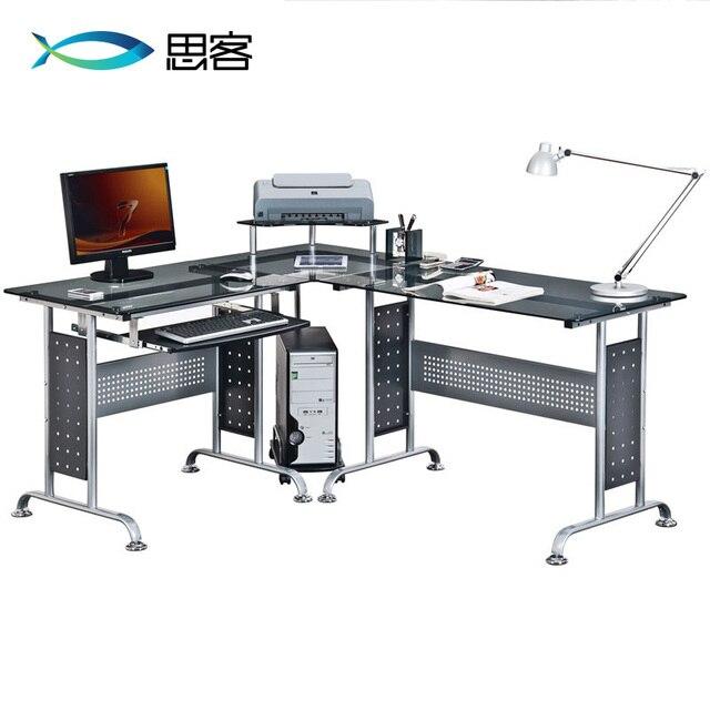 Best Off Gl Office Furniture Manager Desk Boss Table Corner Computer Ultra Modern