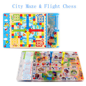 2 in 1 Chockers Maze & Flight