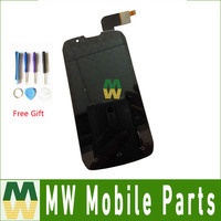 Black Color 1PC Lot LCD Display Touch Screen Assembly For DNS S4502 S4502M DNS S4502 Innos