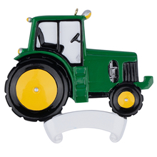 Maxora Tractor Green Personalized Christmas Ornaments As Craft  Ornament for Souvenir, Gifts or For Home Decorations