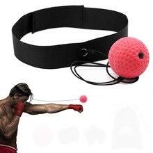 Боксерский рефлекс, скоростной удар, мяч, тренировка, рука, глаз, координацию с оголовьем, улучшение реакции, Муай Тай, тренажеры, оборудование