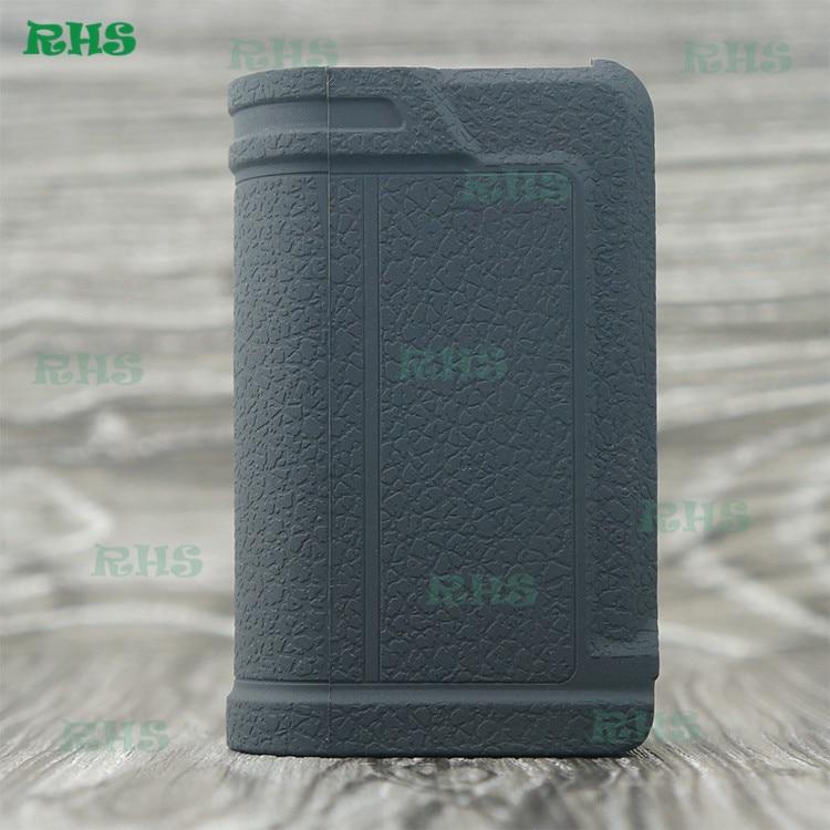 2017 RHS Calidad B protector de silicona caso/Piel/manga/cubierta para PARANORMAL ADN 75C 13 colores envío libre