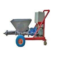 Hochdruck Zement Grouter 380 V/220 V Vertikale/Horizontale Typ Zement Injektor Farbe Mörtel Kitt Beton Verfugen ausrüstung