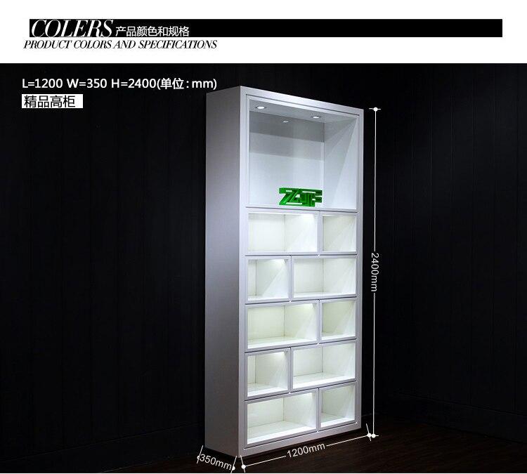 Custom Made Display Furniture/ Retail Clothing Store Furniture/wall Display  Racks For Store Display ...