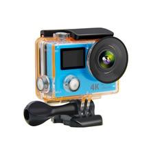 Ultra HD 4k 25fps Camera Helmet Sports Action Video WiFi 2.0″ 170D Underwater Waterproof Helmet Cam Camera Sport Cam 01