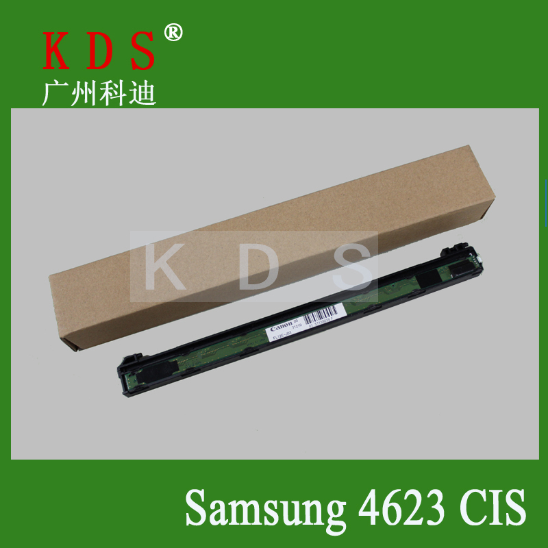 Free shipping scanner for samsung 4623 3201 CIS contact image sensors used in Green Printer Maintenance Parts free shipping cis scanner for brother mfc 210c printer parts