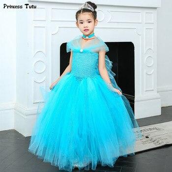 0fa3fe01c S303 nueva moda ropa para niños vestido de Halloween disfraz de princesa  Cenicienta vestido