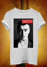 Sam Smith Music Funny Hipster Cool Men Women Unisex T Shirt  Top Vest 8 New Shirts Tops Tee