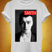 eb3ba2f9d2f0 Sam Smith Music Funny Hipster Cool Men Women Unisex T Shirt Top Vest 8 New T