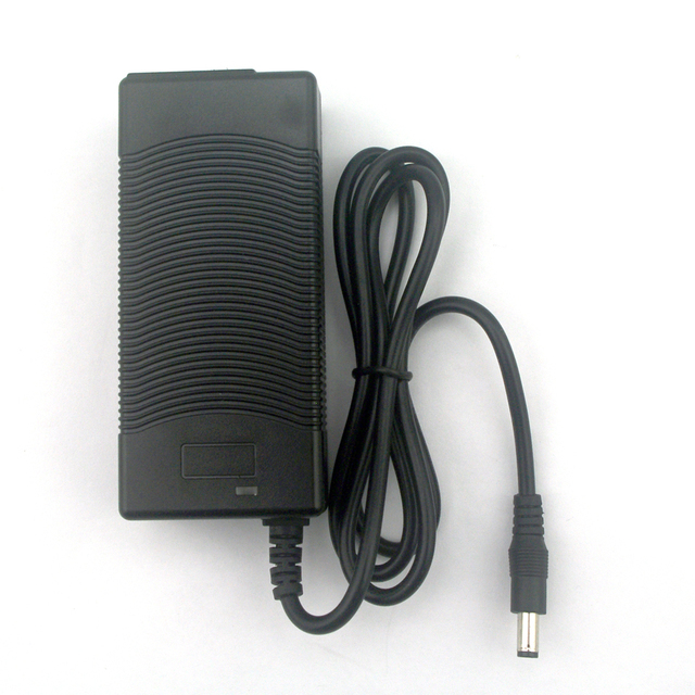 29.2V 2A 7series lithium battery charger 18650 battery charger 29.2V Constant current charger 2A current DC 5.5*2.1MM  + EU plug