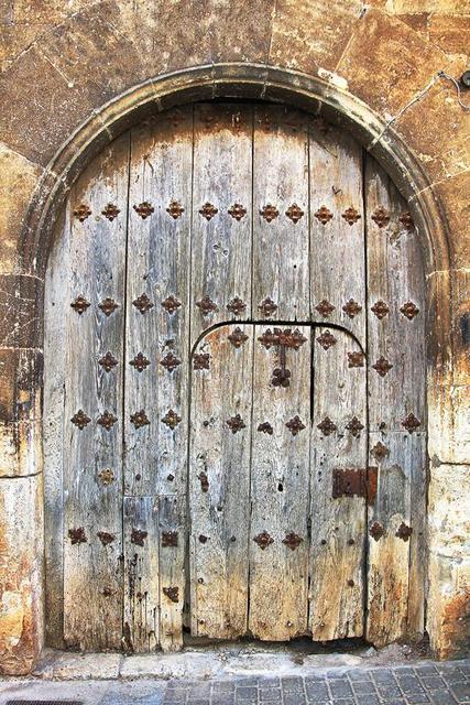 HUAYI Old vintage church doors shabby grunge door Newborns child Photography Backdrop art fabric photo Background & HUAYI Old vintage church doors shabby grunge door Newborns child ...
