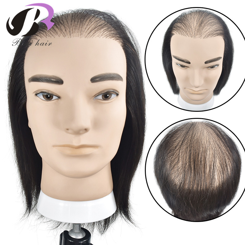 Free Shipping Male Mannequin Head With Human Hair For Wig Display Training Doll Head Hair Styles Practice DressingFree Shipping Male Mannequin Head With Human Hair For Wig Display Training Doll Head Hair Styles Practice Dressing