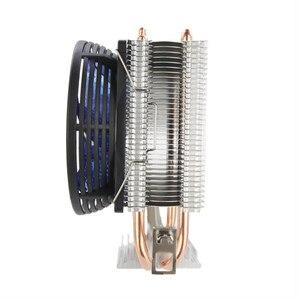 Image 5 - ALSEYE radiateur refroidisseur de processeur 2, 90mm ventilateur CPU, pour Intel LGA 775/1151/1155/et AMD FM2/FM1/AM3/AM2