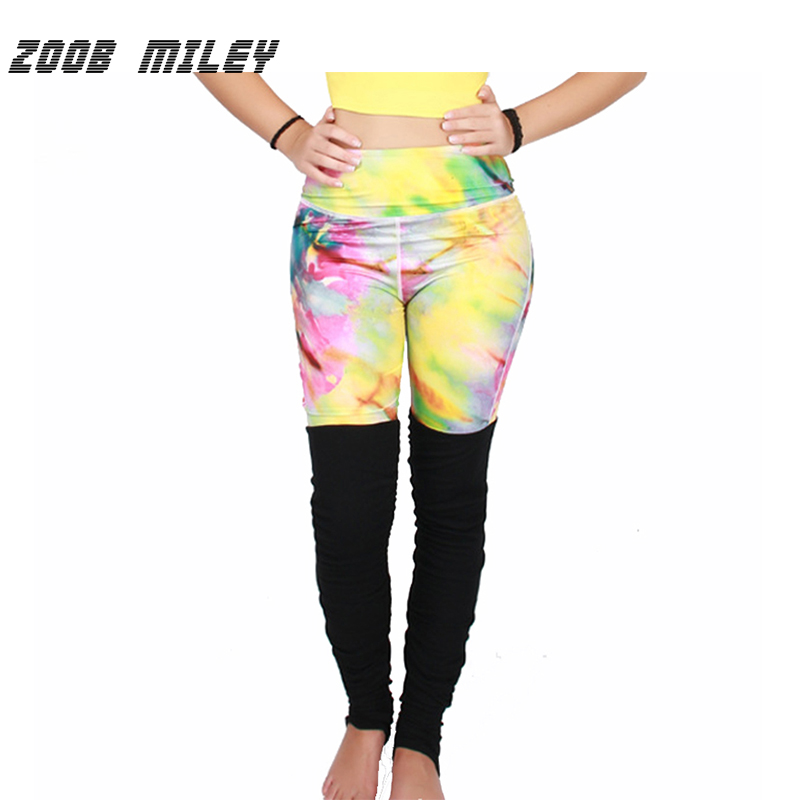 Quick Dry Breathable Women Yoga Pants Sexy Gym Workout training Leggings Ladies Elastic Jogging Running Compression Pants