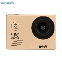Ouhaobin Cool Wifi Cameras Waterproof Case 4K WIFI Mini Action Cam HD DV Sports Recorder Camera Portable Take Photos Oct20