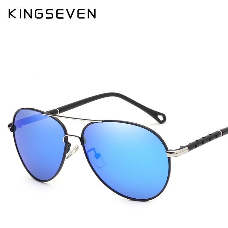 2019 Nouvelle arrivée KINGSEVEN Lunettes de soleil polarisées - Accessoires pour vêtements - Photo 3
