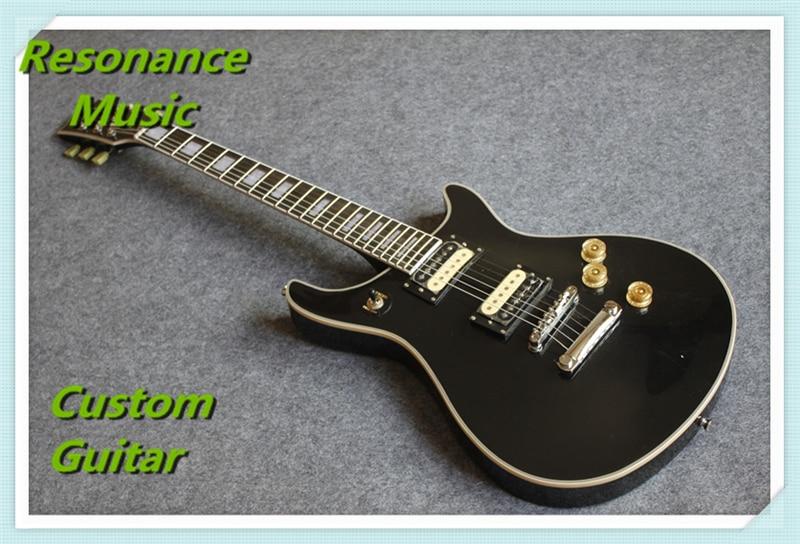 Cood Cheap Price Chinese Guitars Tak Matsumoto Guitar Signature Zebra Humingbucker Pickups In Stock For Sale