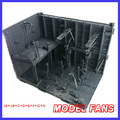 MODEL FANS IN-STOCK CG MODEL MG HG PG A-J set gundam Assembly display hangar garage scene figure toy gift