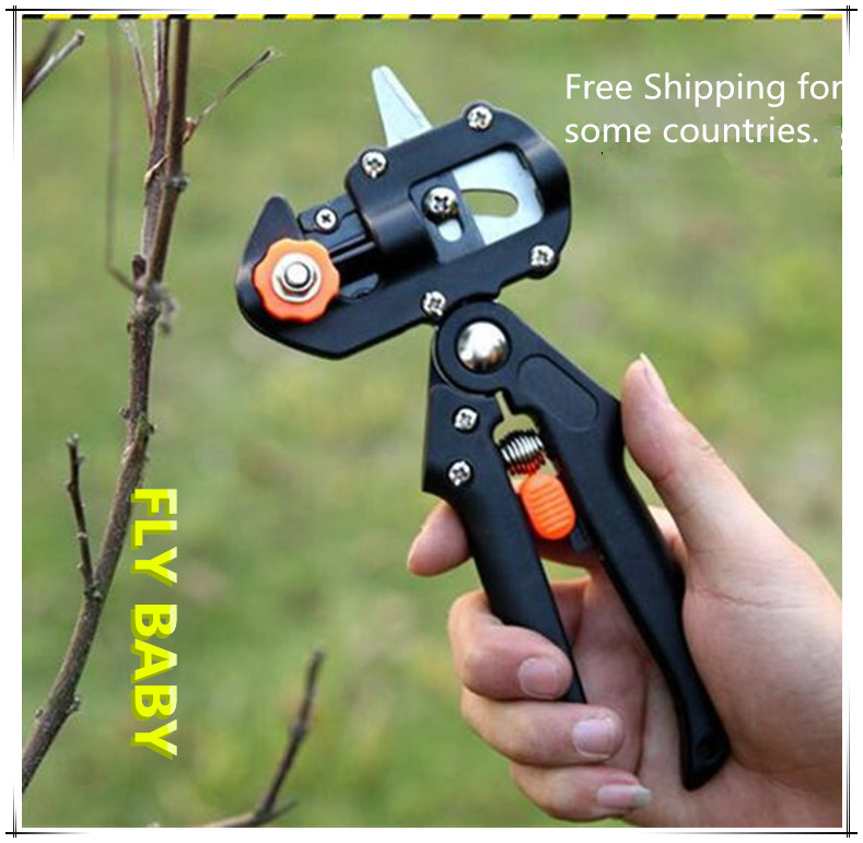 New Garden Fruit Tree Pro Pruning Shears Scissor Grafting cutting Tool garden tools set pruner Tree Cutting Tool Pruning tool  цены