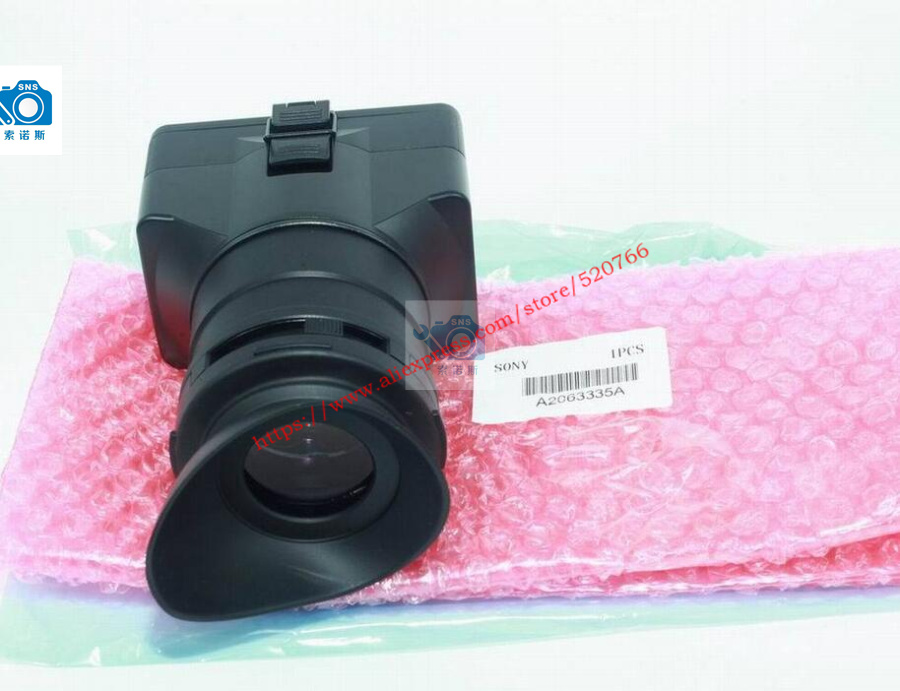 цена на original NEW for Sony PXW-FS7K 35mm XDCAM FS7 Camcorder Viewfinder eyepiece magnification section FS-7 A2063335A