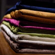 Роскошные итальянские шерстяные занавески на заказ для гостиной