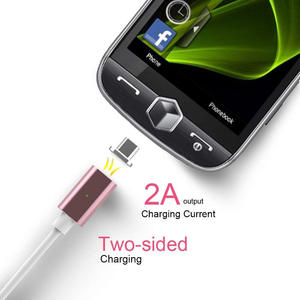 Cable Product-Interface USB Fast-Charger Micro-Usb Magnetic 2in1 with And Ios for Smart-Phone