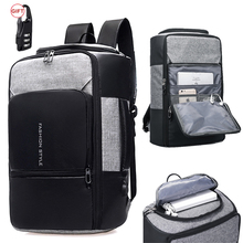 Multifunction Anti Theft 17 Inch Laptop Backpack Travel Business Shcool Backpacks Bags With USB Charging 15.6 Notebook Bagpack