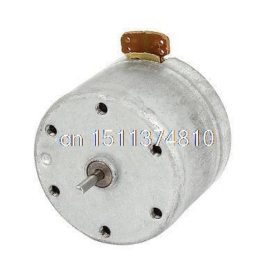 DC 6V/9V/12V 2mm Dia Shaft 2400RPM Speed Magnetic Hair Clipper Motor dc 6v 24v high speed micro motor 130 type shaft diameter 2mm 2pcs page 9