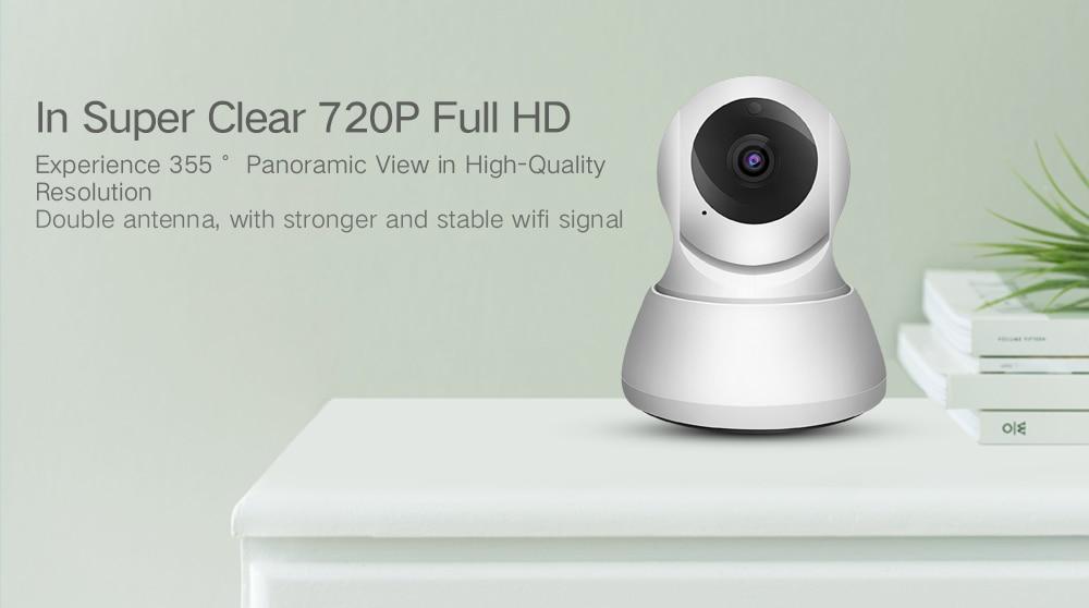 SDETER Home Security IP Camera Wi-Fi 1080P 720P Wireless Network Camera CCTV Camera Surveillance P2P Night Vision Baby Monitor 1