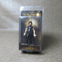 NECA Action Figure From Hot Movie Twilight New Moon Vampire Alice Cullen 18CM
