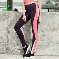 SPT Vansydical 2018 Women S High Waist Yoga Pants Skinny Running Tights Fitness Dance Trousers Training