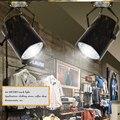 4 X LED Track Light 3W 7W 12W 18W Rail Lights Spotlight Clothing Shoe Shop Indoor Lighting AC 85V-265V Led Ceiling Spotlight