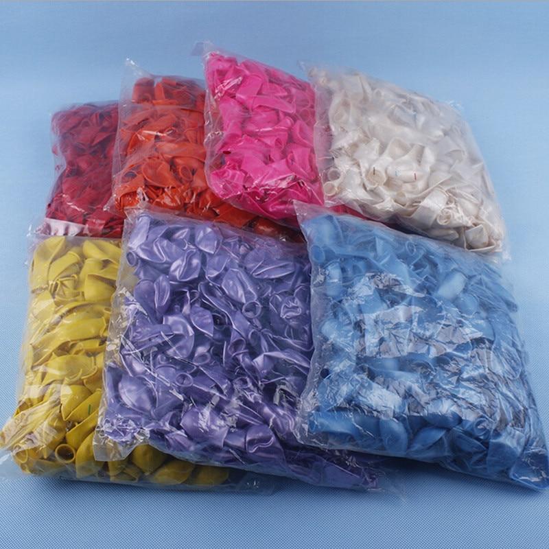 7 pulgadas perla redonda globos (100 unids/lote) de alta calidad ...
