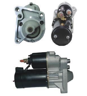 12 V מנוע המתנע חדש 433309 עבור רנו 16797N