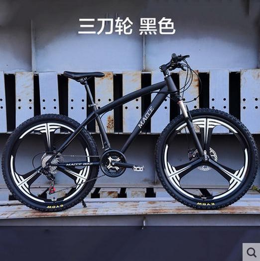 새로운 X-Front 브랜드 21/24/27 속도 26 * 17 인치 탄소강 - 사이클링