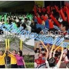 60cm clapper ballon beach Inflatable Sticks cheerleading sports game up stick party concert fan stick cheering inflatable stick